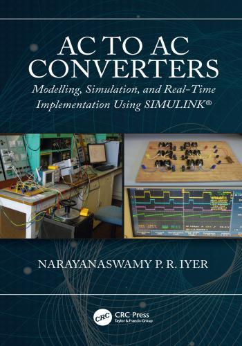 كتاب AC to AC Converters Modelling, Simulation, and Real-Time Implementation Using SIMULINK  A_c_t_11