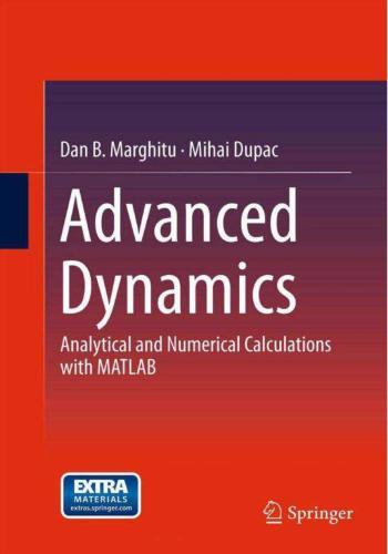 كتاب Advanced Dynamics - Analytical and Numerical Calculations with MATLAB  A_d_a_14