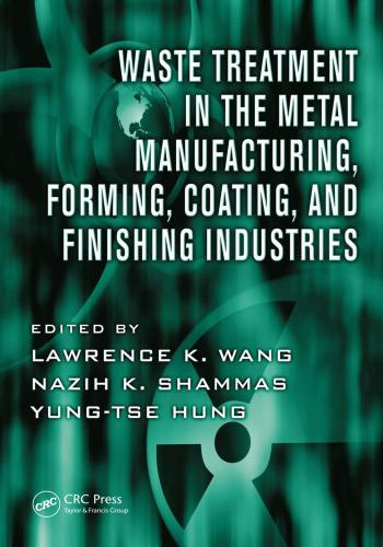 كتاب Advances In Industrial And Hazardous Wastes Treatment Series  A_i_h_10
