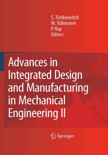 كتاب Advances in Integrated Design and Manufacturing in Mechanical Engineering II  A_i_i_10
