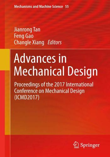 كتاب Advances in Mechanical Design  A_i_m_13