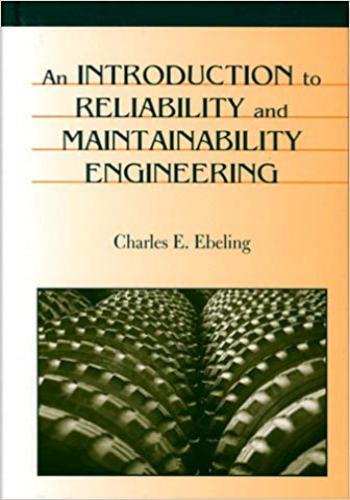 كتاب An Introduction to Reliability and Maintainability Engineering  A_i_t_10