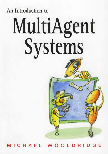 كتاب An Introduction to Multiagent Systems  A_i_t_11
