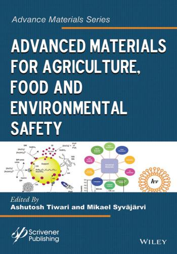 كتاب Advanced Materials for Agriculture, Food, and Environmental Safety  A_m_a_11