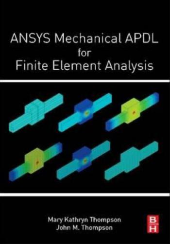 كتاب ANSYS Mechanical APDL for Finite Element Analysis  A_m_a_14