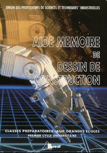 كتاب Aide Mémoire De Dessin De Construction  A_m_d_10