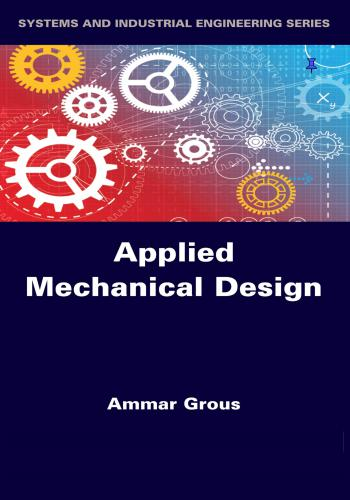 كتاب Applied Mechanical Design  A_m_d_11