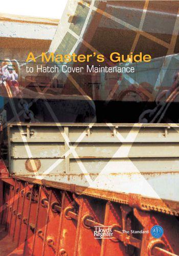 كتيب بعنوان A Master's Guide to Hatch Cover Maintenance  A_m_g_11