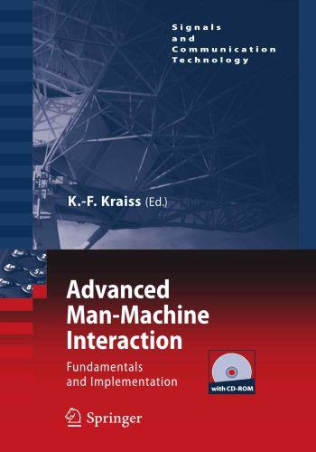 كتاب Advanced Man-Machine Interaction  A_m_m_12
