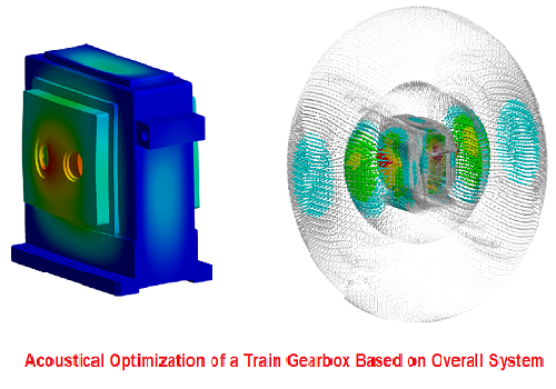 بحث بعنوان Acoustical Optimization of a Train Gearbox Based on Overall System Simulation  A_o_o_10