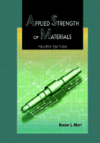 حل كتاب Applied Strength of Materials 4th Edition - Solutions Manual  A_s_m_12