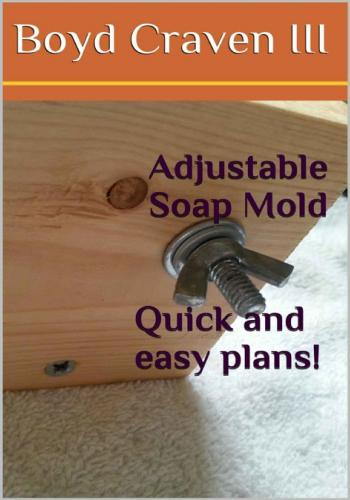 كتاب Adjustable Soap Mold Plans  A_s_m_13