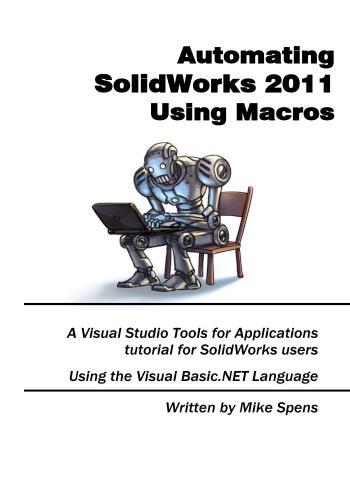 كتاب Automating SolidWorks 2011 Using Macros A_s_w_10