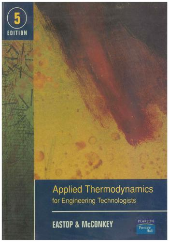 كتاب Applied Thermodynamics For Engineering Technologists  A_t_d_10