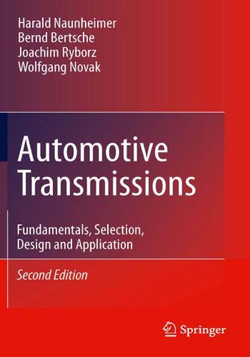كتاب Automotive Transmissions - Fundamentals, Selection, Design and Application  A_t_f_11