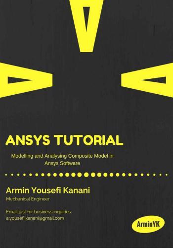 كتاب Ansys Tutorial - Modelling and Analysing Composite Model in ANSYS Software  A_t_f_12