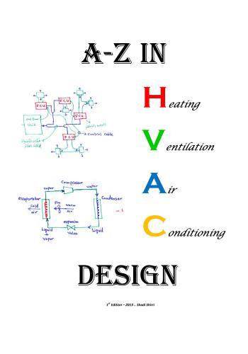 كورس HVAC من الألف للياء - A-Z in HVAC Design  A_z_i_10
