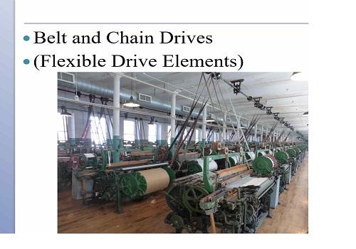 محاضرة بعنوان Belt and Chain Drives - Flexible Drive Elements B_a_c_11