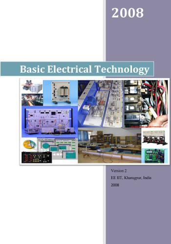 كتاب Basic Electrical Technology  B_e_t10