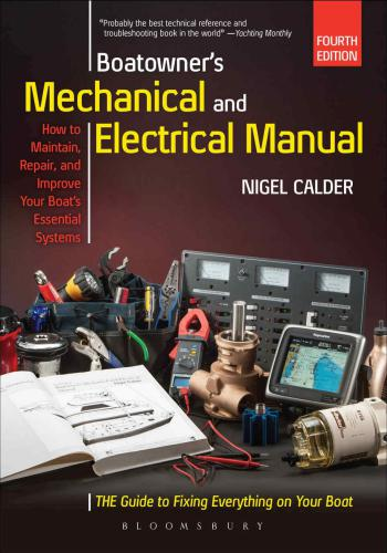 كتاب Boatowners Mechanical And Electrical Manual - Repair And Improve Your Boats Essential Systems  B_m_a_13