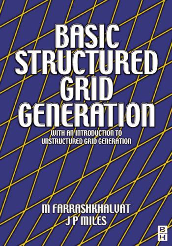كتاب Basic Structured Grid Generation  B_s_g_10