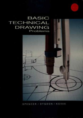 كتاب Basic Technical Drawing Problems  B_t_d_10