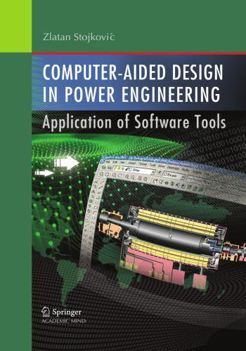 كتاب Computer Aided Design in Power Engineering  C_a_d_10