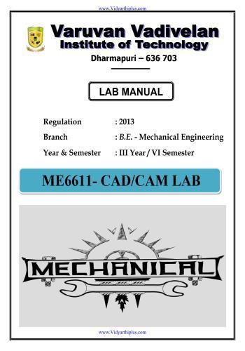 كتاب CAD - CAM Lab Manual  C_a_d_13