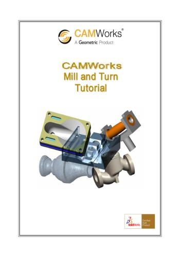 كتاب CAMWorks Mill and Turn Tutorial  C_a_m_10