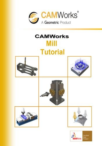 كتاب Camworks Mill Tutorial  C_a_m_11