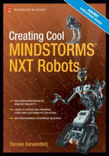 كتاب Creating Cool MINDSTORMS NXT Robots  C_c_m_10