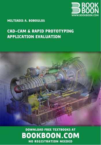 كتاب Cad Cam Rapid Prototyping Application Evaluation  C_c_r_10
