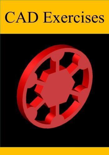 كتاب 150 CAD Exercises C_e_1511