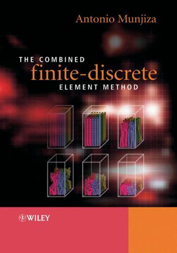 كتاب The Combined Finite Discrete Element Method  C_f_d_10