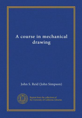 كتاب A Course in Mechanical Drawing  C_i_m_10