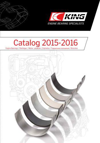كتالوج  C King - Engine bearing specialists Catalog   C_k_e_12