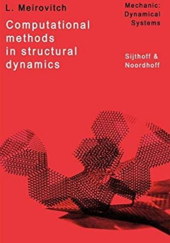 كتاب Computational Methods in Structural Dynamics  C_m_i_10
