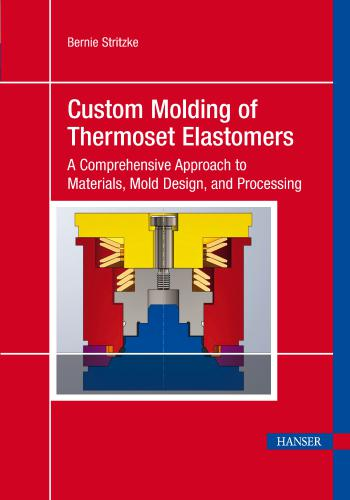 كتاب Custom Molding of Thermoset Elastomers C_m_o_10