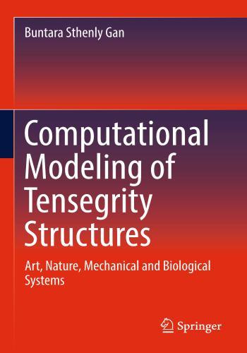 كتاب Computational Modeling of Tensegrity Structures  C_m_o_12