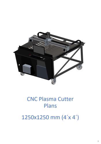 كتاب CNC Plasma Cutter Plans  C_n_c_31