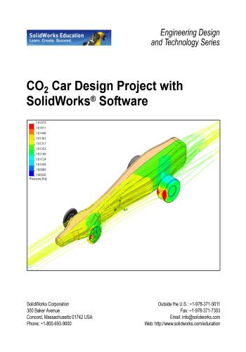 كتاب CO2 Car Design Project with SolidWorks Software  C_o_2_10