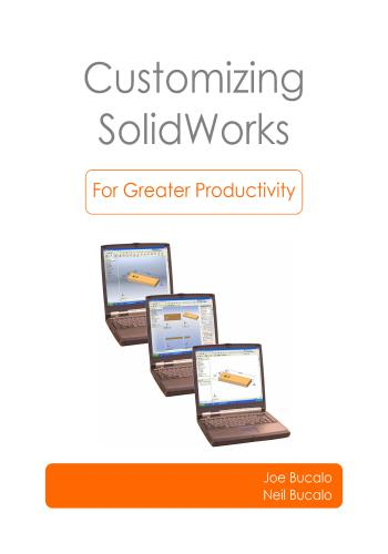 كتاب Customizing SolidWorks For Greater Productivity  C_s_w_10