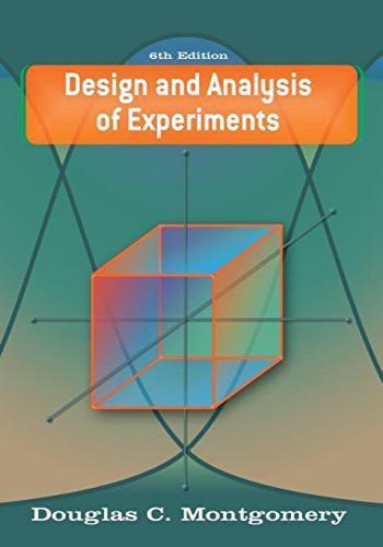 كتاب Design and Analysis of Experiments D_a_a_11