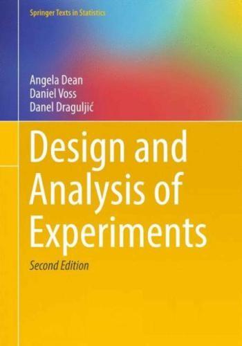 كتاب Design and Analysis of Experiments D_a_a_13