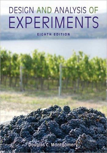 كتاب Design and Analysis of Experiments  D_a_a_14