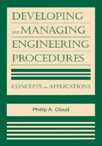 كتاب Developing and Managing Engineering Procedures - Concepts and Applications D_a_m_12