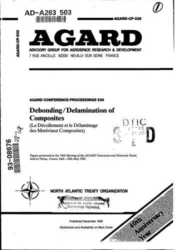 كتاب Debonding - Delamination of Composites  D_d_o_11