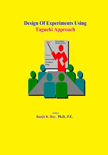 كتاب Design of Experiments Using Taguchi Approach D_e_u_10