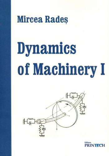 كتاب Dynamics of Machinery I D_m10