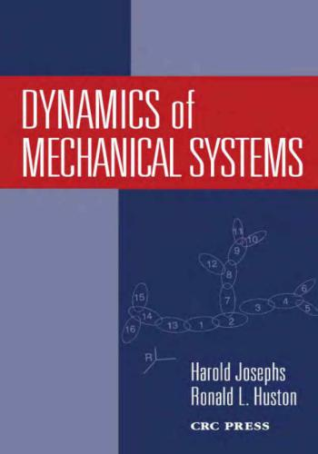 كتاب Dynamics of Mechanical Systems  D_o_m_15